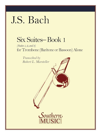 Product Cover for Six Suites, Book 1 (Suites 1-3)