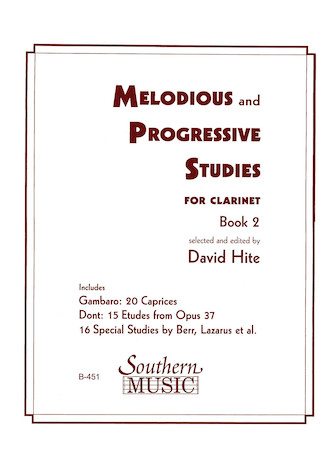Product Cover for Melodious and Progressive Studies (Newly Revised), Book 2