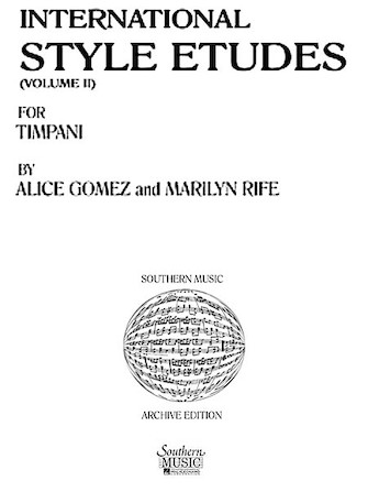 Product Cover for International Style Etudes, Vol. 2