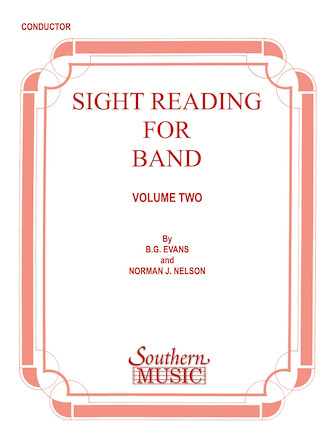 Product Cover for Sight Reading for Band, Book 2