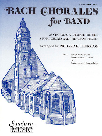 Product Cover for Bach Chorales for Band