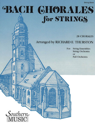 Product Cover for Bach Chorales for Strings (28 Chorales)