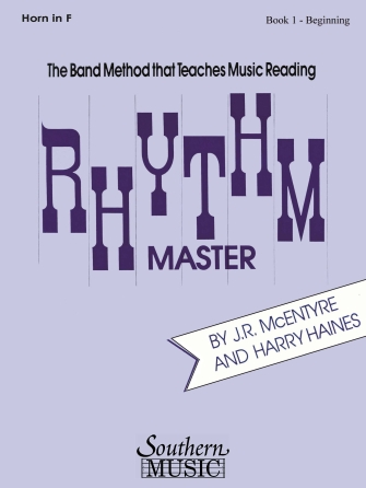 Product Cover for Rhythm Master - Book 1 (Beginner)