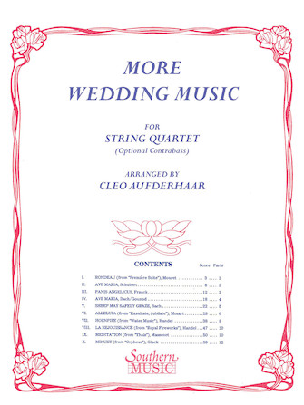 Product Cover for More Wedding Music