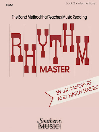 Product Cover for Rhythm Master - Book 2 (Intermediate)