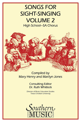 Product Cover for Songs for Sight Singing– Volume 2