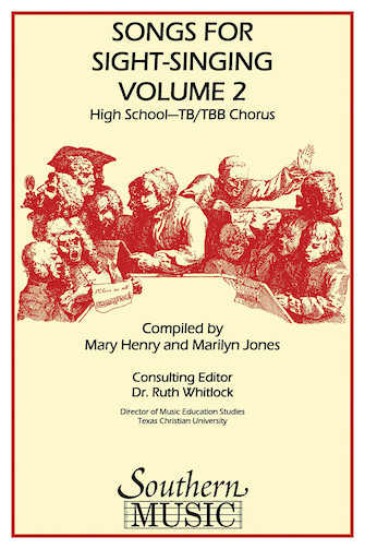 Product Cover for Songs for Sight Singing – Volume 2