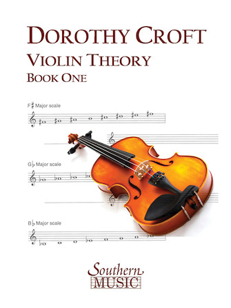 Product Cover for Violin Theory, Book One (Second Edition)