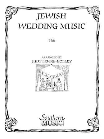 Product Cover for Jewish Wedding Music
