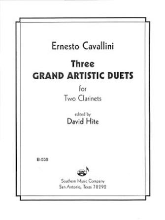 Product Cover for Three Grand Artistic Duets