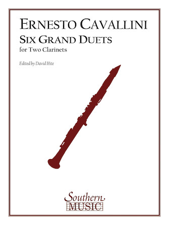 Product Cover for Six Grand Duets