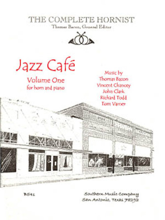 Product Cover for Jazz Cafe
