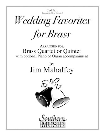 Product Cover for Wedding Favorites for Brass