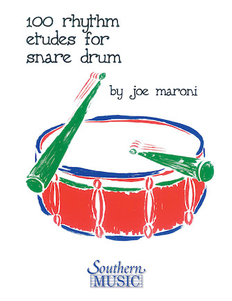 Product Cover for 100 Rhythm Etudes for Snare Drum