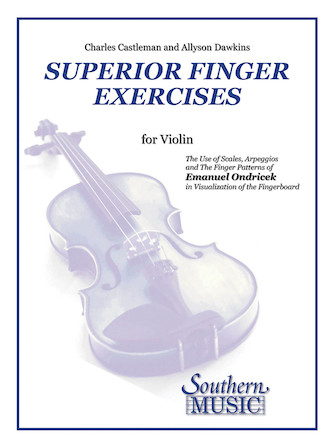 Product Cover for Superior Finger Exercises