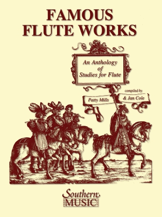 Product Cover for Famous Flute Works – An Anthology of Studies for Flute