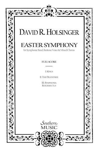 Product Cover for The Easter Symphony