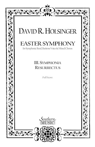 Product Cover for Symphonia Resurrectus (Movement 3 from Easter Symphony)