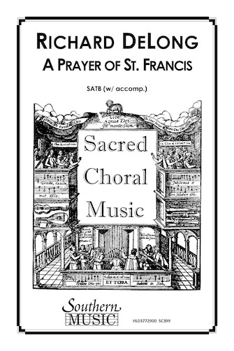 Product Cover for Prayer Of St. Francis, A
