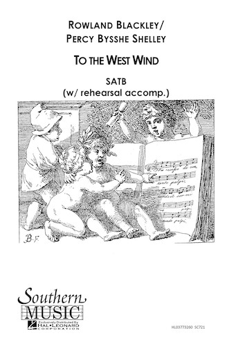 Product Cover for To The West Wind