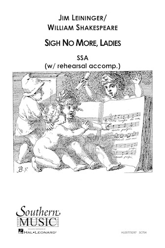 Product Cover for Sigh No More Ladies