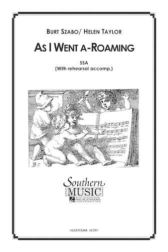Product Cover for As I Went A Roaming