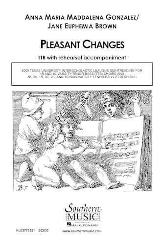 Product Cover for Pleasant Changes