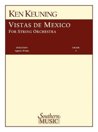 Product Cover for Vistas de Mexico