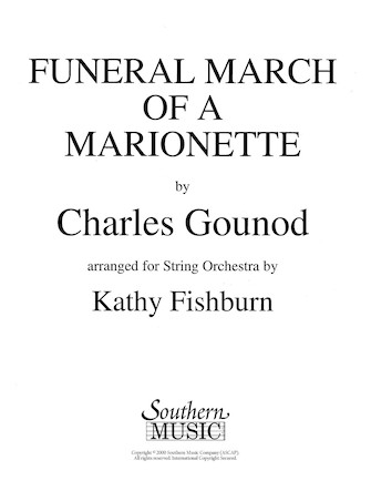 Product Cover for Funeral March of a Marionette