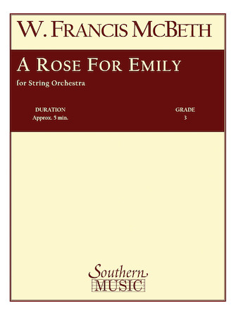 Product Cover for A Rose for Emily