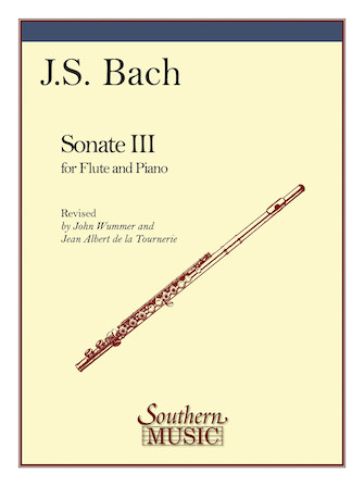 Product Cover for Sonata No. 3 in A