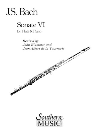Product Cover for Sonata No. 6 in E