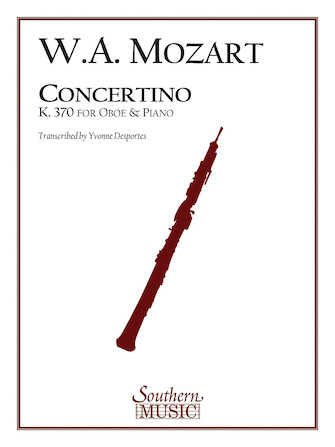 Product Cover for Concertino, K370