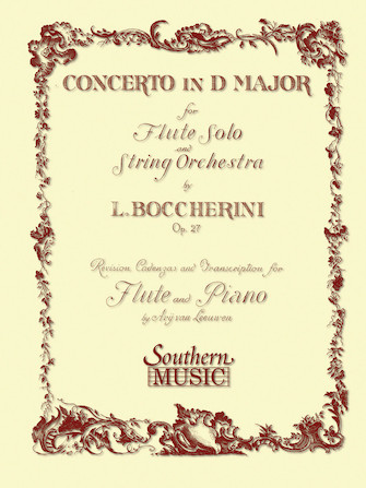 Product Cover for Concerto in D Major, Op. 27