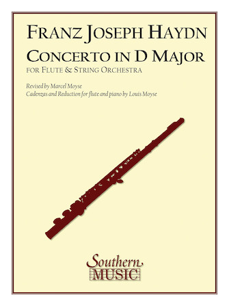 Product Cover for Concerto in D Major