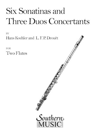 Product Cover for Six Sonatinas & Three Duos, Concertant 96
