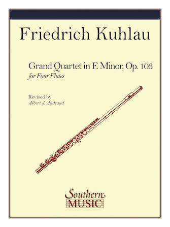 Product Cover for Grand Quartet Op. 103