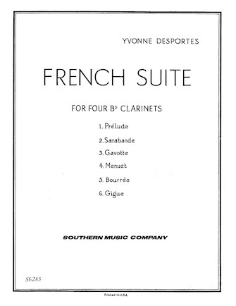 Product Cover for French Suite