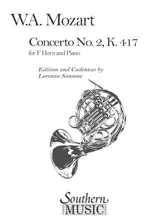 Product Cover for Concerto No. 2, K417
