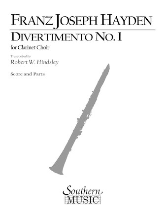 Product Cover for Divertimento No. 1