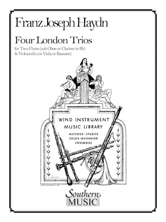 Product Cover for Four London Trios