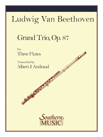 Product Cover for Grand Trio, Op. 87