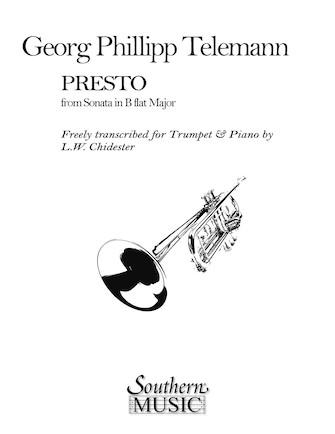 Product Cover for Presto