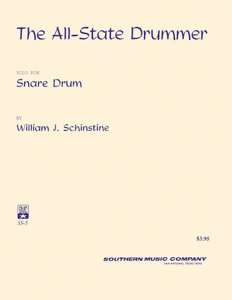 Product Cover for All State Drummer