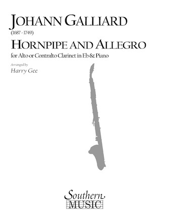 Product Cover for Hornpipe and Allegro