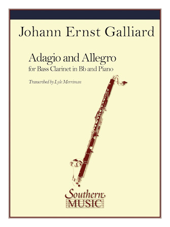 Product Cover for Adagio and Allegro