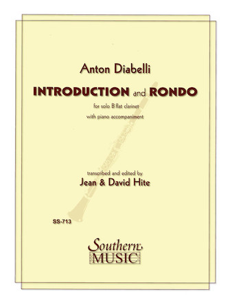 Product Cover for Introduction and Rondo
