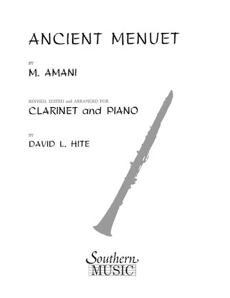 Product Cover for Ancient Menuet (Minuet)