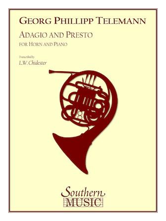 Product Cover for Adagio and Presto