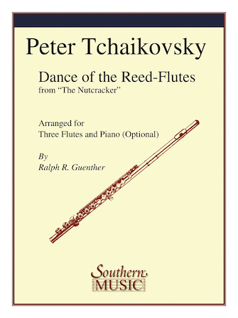 Product Cover for Dance of the Reed Flutes
